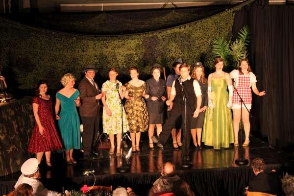 1940s Revue Show