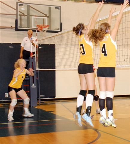 Senior Girls Volleyball South Island Championship Tournament