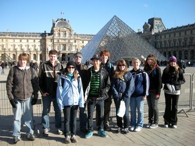 France Trip 2010