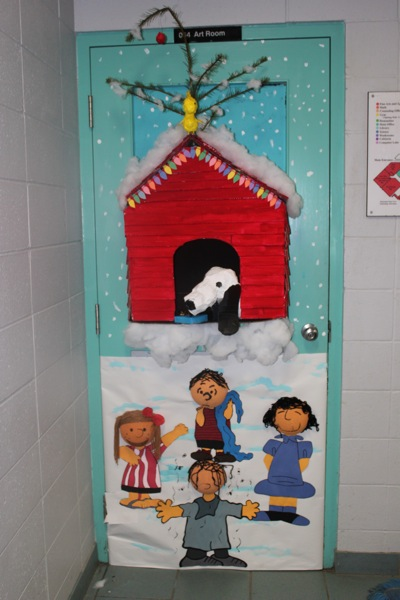 Stelly S Door Decorating Contest Winners