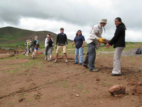 Peru Working