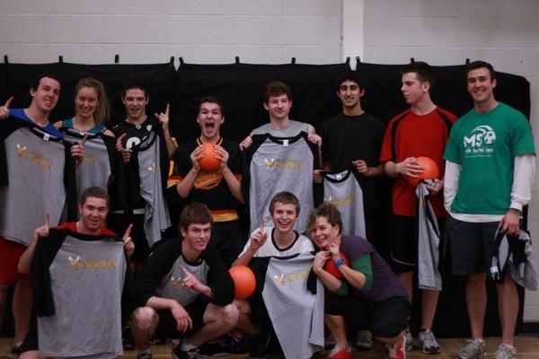 Dodgeball Champions
