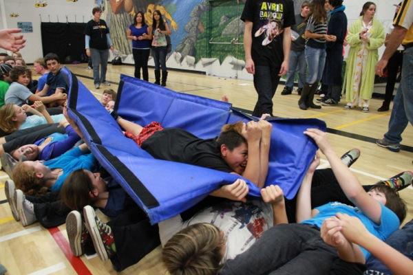 Gym Riot 2011