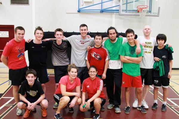 Senior Indoor Soccer Winners