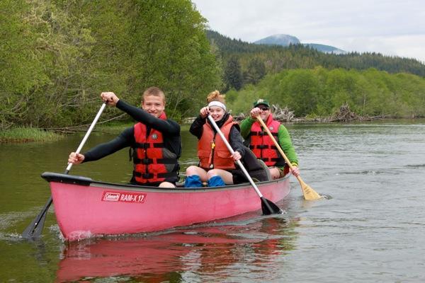 OP12 Canoe