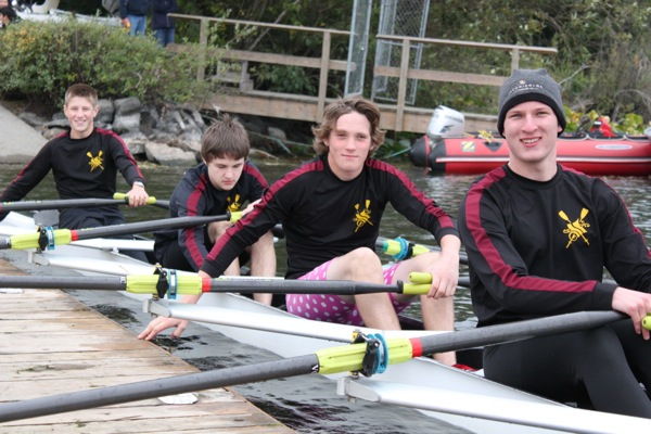 Rowing 2011