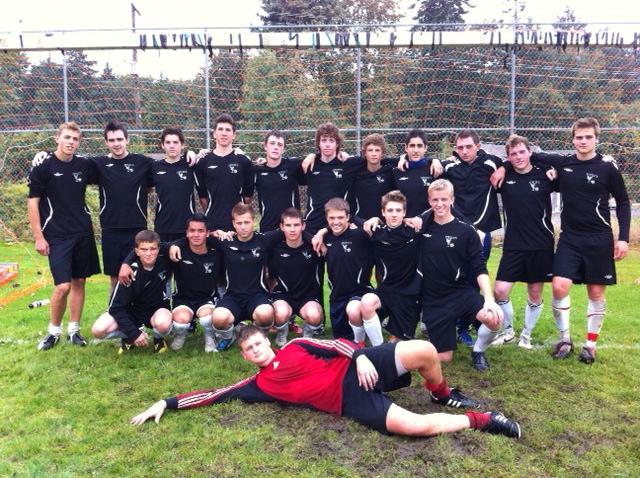 Sr. Boys Soccer