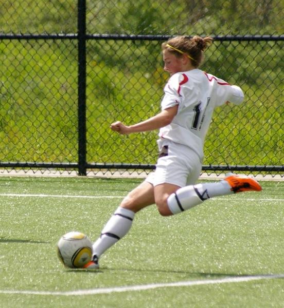 Sr Girls Soccer #1