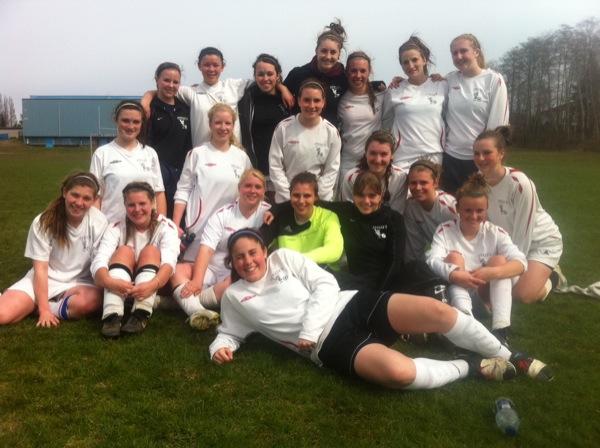 Sr. Girls Soccer