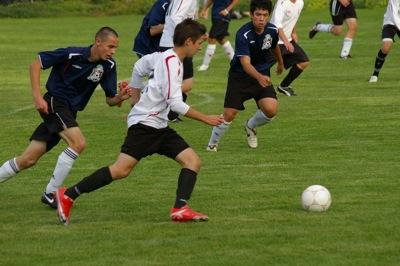 Sr. Boys Soccer - Zack White