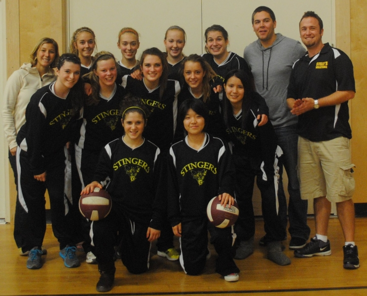 Jr. Girls Volleyball