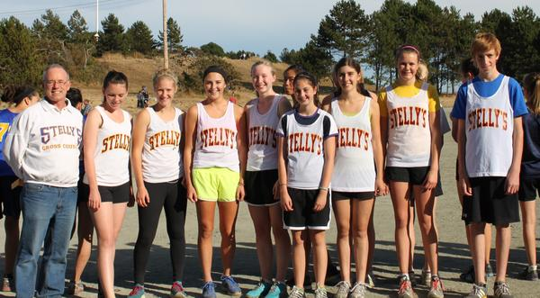 Stelly's Stingers at Beacon Hill Cross Country