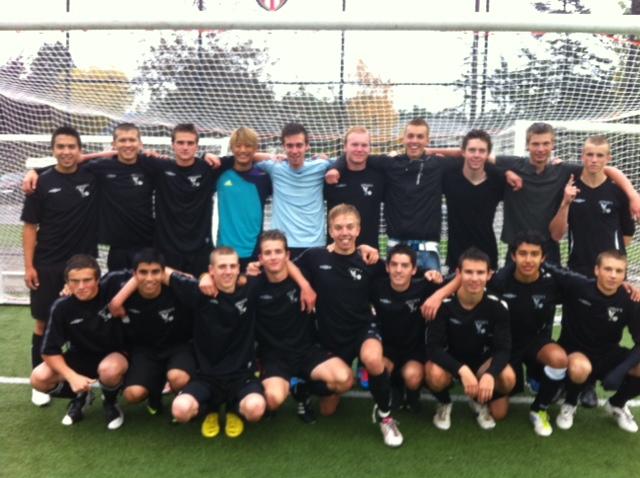 Sr Boys Soccer